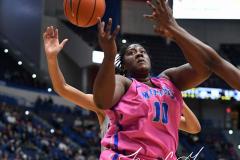 NCAA Women's Basketball - UConn Huskies 102 vs. Memphis Tigers 45 (136)