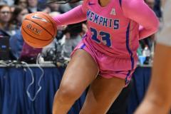 NCAA Women's Basketball - UConn Huskies 102 vs. Memphis Tigers 45 (138)