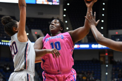 NCAA Women's Basketball - UConn Huskies 102 vs. Memphis Tigers 45 (139)