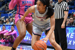 NCAA Women's Basketball - UConn Huskies 102 vs. Memphis Tigers 45 (143)