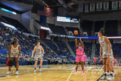 NCAA Women's Basketball - UConn Huskies 102 vs. Memphis Tigers 45 (152)