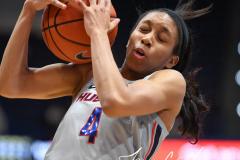 NCAA Women's Basketball - UConn Huskies 102 vs. Memphis Tigers 45 (154)