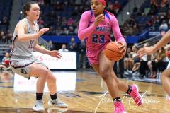 NCAA Women's Basketball - UConn Huskies 102 vs. Memphis Tigers 45 (155)