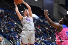 NCAA Women's Basketball - UConn Huskies 102 vs. Memphis Tigers 45 (156)