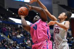 NCAA Women's Basketball - UConn Huskies 102 vs. Memphis Tigers 45 (158)