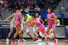 NCAA Women's Basketball - UConn Huskies 102 vs. Memphis Tigers 45 (16)