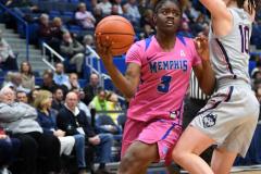 NCAA Women's Basketball - UConn Huskies 102 vs. Memphis Tigers 45 (160)