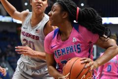 NCAA Women's Basketball - UConn Huskies 102 vs. Memphis Tigers 45 (161)