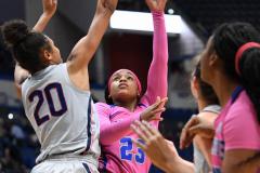 NCAA Women's Basketball - UConn Huskies 102 vs. Memphis Tigers 45 (162)