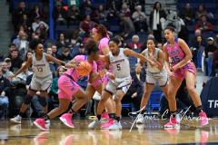 NCAA Women's Basketball - UConn Huskies 102 vs. Memphis Tigers 45 (17)