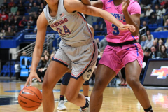 NCAA Women's Basketball - UConn Huskies 102 vs. Memphis Tigers 45 (19)
