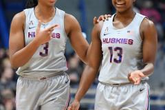 NCAA Women's Basketball - UConn Huskies 102 vs. Memphis Tigers 45 (24)