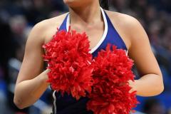 NCAA Women's Basketball - UConn Huskies 102 vs. Memphis Tigers 45 (27)