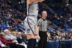 NCAA Women's Basketball - UConn Huskies 102 vs. Memphis Tigers 45 (28)