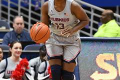 NCAA Women's Basketball - UConn Huskies 102 vs. Memphis Tigers 45 (30)
