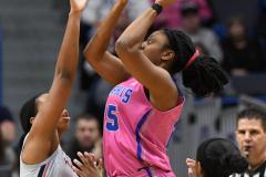 NCAA Women's Basketball - UConn Huskies 102 vs. Memphis Tigers 45 (31)