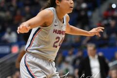 NCAA Women's Basketball - UConn Huskies 102 vs. Memphis Tigers 45 (32)