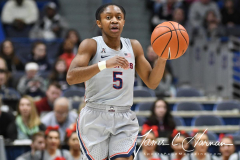 NCAA Women's Basketball - UConn Huskies 102 vs. Memphis Tigers 45 (34)