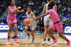 NCAA Women's Basketball - UConn Huskies 102 vs. Memphis Tigers 45 (35)