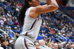 NCAA Women's Basketball - UConn Huskies 102 vs. Memphis Tigers 45 (37)