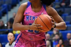 NCAA Women's Basketball - UConn Huskies 102 vs. Memphis Tigers 45 (38)