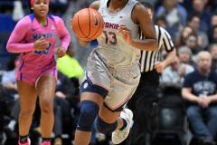 NCAA Women's Basketball - UConn Huskies 102 vs. Memphis Tigers 45 (39)