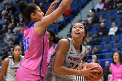 NCAA Women's Basketball - UConn Huskies 102 vs. Memphis Tigers 45 (40)
