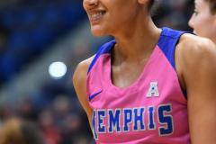 NCAA Women's Basketball - UConn Huskies 102 vs. Memphis Tigers 45 (41)