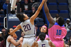 NCAA Women's Basketball - UConn Huskies 102 vs. Memphis Tigers 45 (44)
