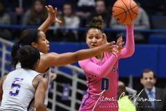 NCAA Women's Basketball - UConn Huskies 102 vs. Memphis Tigers 45 (45)