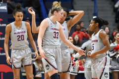 NCAA Women's Basketball - UConn Huskies 102 vs. Memphis Tigers 45 (46)