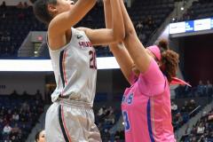NCAA Women's Basketball - UConn Huskies 102 vs. Memphis Tigers 45 (48)