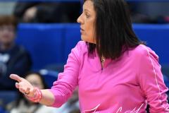 NCAA Women's Basketball - UConn Huskies 102 vs. Memphis Tigers 45 (50)