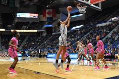 NCAA Women's Basketball - UConn Huskies 102 vs. Memphis Tigers 45 (51)