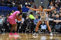 NCAA Women's Basketball - UConn Huskies 102 vs. Memphis Tigers 45 (52)