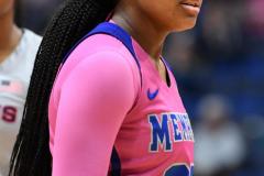 NCAA Women's Basketball - UConn Huskies 102 vs. Memphis Tigers 45 (56)