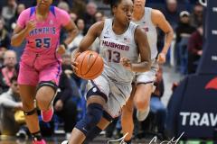 NCAA Women's Basketball - UConn Huskies 102 vs. Memphis Tigers 45 (58)