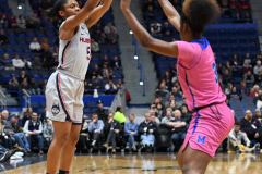 NCAA Women's Basketball - UConn Huskies 102 vs. Memphis Tigers 45 (59)