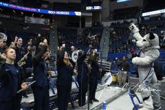 NCAA Women's Basketball - UConn Huskies 102 vs. Memphis Tigers 45 (6)