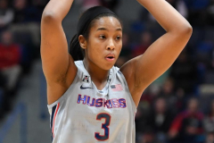 NCAA Women's Basketball - UConn Huskies 102 vs. Memphis Tigers 45 (60)
