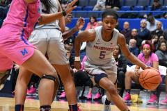 NCAA Women's Basketball - UConn Huskies 102 vs. Memphis Tigers 45 (61)