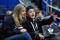 NCAA Women's Basketball - UConn Huskies 102 vs. Memphis Tigers 45 (62)