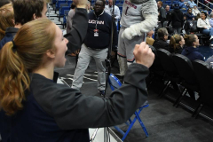 NCAA Women's Basketball - UConn Huskies 102 vs. Memphis Tigers 45 (7)
