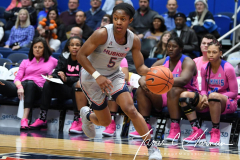 NCAA Women's Basketball - UConn Huskies 102 vs. Memphis Tigers 45 (70)