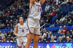 NCAA Women's Basketball - UConn Huskies 102 vs. Memphis Tigers 45 (72)