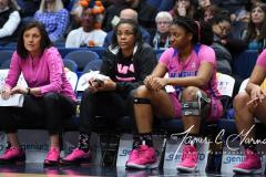 NCAA Women's Basketball - UConn Huskies 102 vs. Memphis Tigers 45 (78)