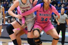 NCAA Women's Basketball - UConn Huskies 102 vs. Memphis Tigers 45 (79)