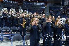 NCAA Women's Basketball - UConn Huskies 102 vs. Memphis Tigers 45 (8)