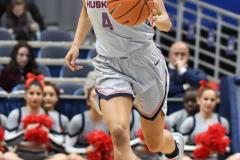 NCAA Women's Basketball - UConn Huskies 102 vs. Memphis Tigers 45 (86)