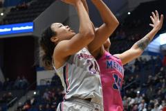 NCAA Women's Basketball - UConn Huskies 102 vs. Memphis Tigers 45 (87)